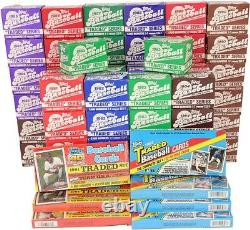 1982 Topps Traded Complete Factory Set Box with Cal Ripken Jr. Rookie RC