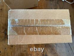 1987 Topps Tiffany TRADED Complete Factory Sealed Set Case w Original Topps Box
