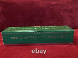 1988 Topps Tiffany Baseball Complete Set Factory Sealed Limited Edition #27025
