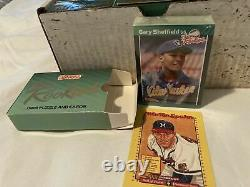 1989 Donruss THE ROOKIES Case of 15 New Complete Factory Sealed Baseball Sets