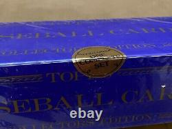 1989 Topps Tiffany Baseball Complete Set Factory Sealed! Limited Edition #7608