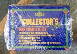 1989 UD Collectors Choice Premier Edition FACTORY SEALED Complete Set GRIFFEY RC