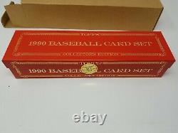 1990 Topps Tiffany Factory Set Complete Not Sealed but Factory packed untouched