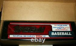 1992 Topps Gold Baseball Complete Factory Unopened Set