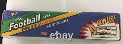 1993 Topps Football Factory Sealed 660 Card Complete Set Plus Gold Cards VHTF