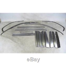 2000-2006 BMW E53 X5 SAV Factory Shadowline Black Exterior Trim Set Complete OE