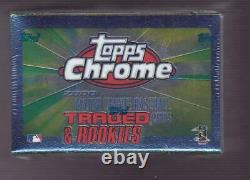 2000 Topps Chrome Traded Complete Factory Sealed Set Miguel Cabrera ROOKIE CARD