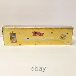 2001 Topps Baseball Gold Complete Set Series 1 & 2 790 FACTORY SEALED