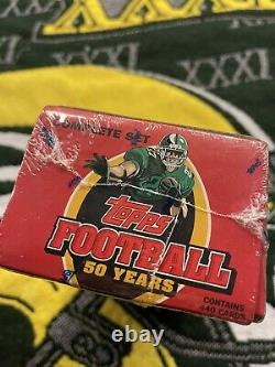 2005 TOPPS FOOTBALL Packers COMPLETE SET Factory Sealed Box AARON RODGERS ROOKIE