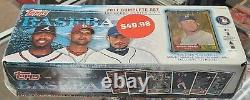 2011 Topps Baseball Complete Factory Sealed Set With Mickey Mantle Gold Chrome