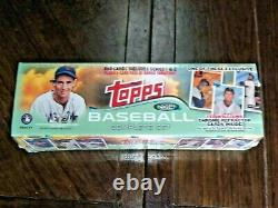 2014 Topps MLB Baseball Complete Set Box withTed Williams Card Factory Sealed