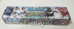 2017 Bowman Chrome Mini Complete Set With 30 Parallel Cards! FACTORY SEALED