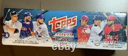 2018 TOPPS COMPLETE BASEBALL FACTORY SET 5 Rookie Variation Cards Acuna Ohtani