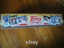 2019 Topps 582 Montgomery Club Complete Factory Sealed Set Tatis RC 1-700