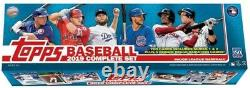 2019 Topps Complete Baseball Factory Set Retail Blowout Cards