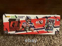 2020 Donruss Football NFL Complete 400 Card Set FACTORY SEALED! Fast shipping