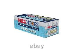 2020 NBA Hoops Premium Stock Complete Set 305 Cards Factory Sealed Pulsar Prizms