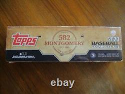 2020 Topps 582 Montgomery Club Complete 700 Card Factory Sealed Set 24 Hr. Sale