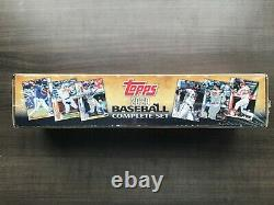 2020 Topps 582 Montgomery Club Complete Factory Set Factory Sealed 700 Cards