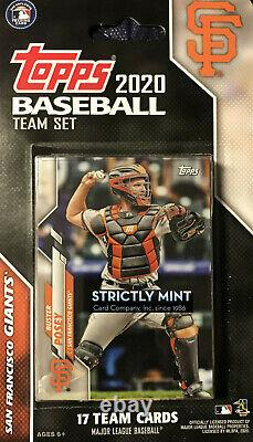 2020 Topps Complete Run 30 Team Factory Sealed 17 Card Sets Red Sox Yankees etc