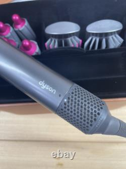 Dyson Airwrap Complete Styler Nickel & Fuchsia Brand New Factory Sealed