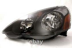 FOR 2002 2003 2004 Acura RSX Complete Direct Replacement Headlight Set NEW