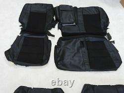 Factory Take-Off Leather Seat Covers Fits Jeep Grand Cherokee Laredo 11-21 FW40