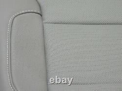 Factory Take-Off Leather Seat Covers Fits Silverado Crew GMC Sierra 2014 2015 5