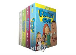 Family Guy The Complete Series Season 1-19 DVD Box Set Brand New & Factory Seal