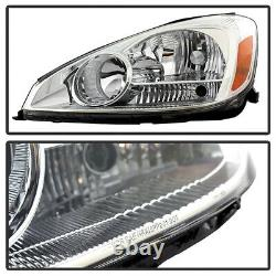 For 04-05 Toyota Sienna Van COMPLETE LEFT+RIGHT Front Headlights Headlamps NEW