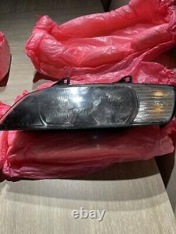 Genuine BMW E36 Z3 OEM Headlight Set 96-02 FULLY COMPLETE IN EXCELLENT CONDITION