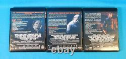 Halloween Complete Collection 15-Disc Deluxe Edition Blu-Ray Set Scream Factory