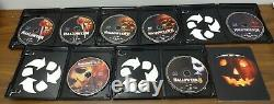 Halloween The Complete Collection 15 Blu-Ray Disc Set Scream Factory Ltd. Ed