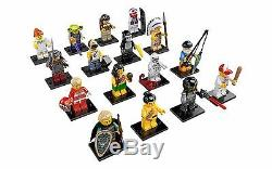 LEGO 8803 Complete Set of 16 Minifigures Series 3 New