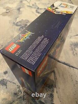 LEGO Ideas Voltron (21311) New In Box Factory Sealed Retired