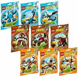 Lego Mixels Series 2 Complete Set of 9 Factory Sealed New