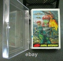 Mars Attacks Occupation 2015 Topps Complete Factory Sealed Heritage Set 45 Cards