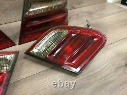 Mercedes Benz Oem W210 E55 Amg Rear Left And Right Taillight Taillamp Set 98-02
