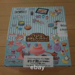 New Little Twin Stars Twinkle Sweets Factory Complete Set Re-Ment Japan FS