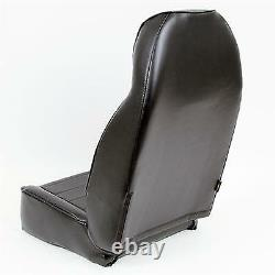 (PRE-ORDER) 1976-1995 Jeep Wrangler CJ7 Front and Rear Complete Seat Combo Set