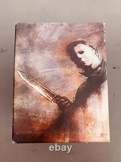 Rare Halloween The Complete Collection, Shout Factory Blu Ray 15 Disc Set Nice