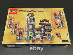 Rare Lego Pirates of the Caribbean, set 4183, pre-owned, The Mill, 100% Complete