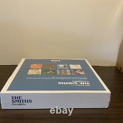 The Smiths Complete Vinyl 8 LP Record Box Set FACTORY SEALED
