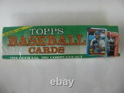 Topps Baseball 6 Complete Factory Sealed Sets 1986 1987 1988 1989 1990 1991