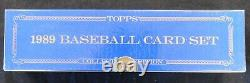 Topps Tiffany 1989 Complete Factory Sealed Limited Edition Set Randy Johnson RC